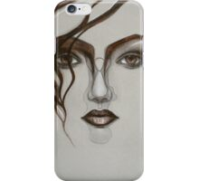She Will Be Waiting iPhone Case/Skin