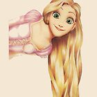 Disney's Tangled, Rapunzel by Pariss93