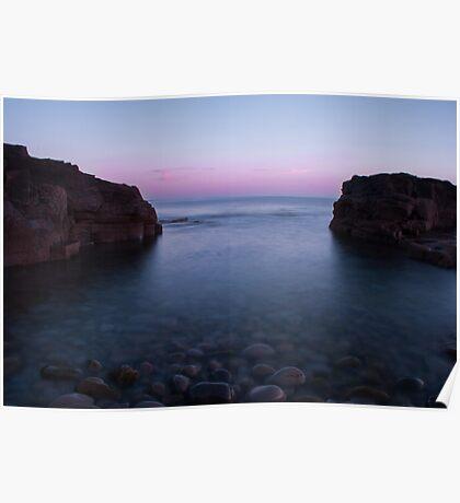 Liscannor Sunset 2 Poster