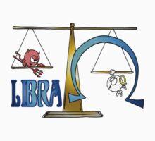 Libra One Piece - Long Sleeve