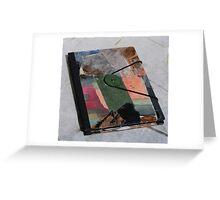 Cliquez pour agrandir l'image Vous en avez un à vendre ? Vendez-le vous-même Oeuvre d'art sur Etui KINDLE - Pièce unique - ORIGINAL COLLAGE Greeting Card
