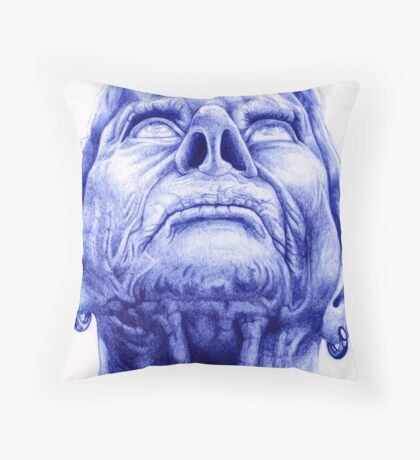 Age Before Beauty   Throw Pillow