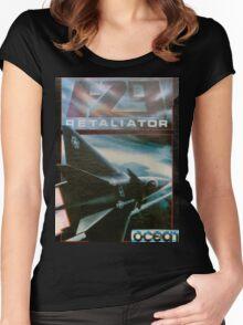 F-29 RETALIATOR Women's Fitted Scoop T-Shirt