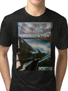 F-29 RETALIATOR Tri-blend T-Shirt