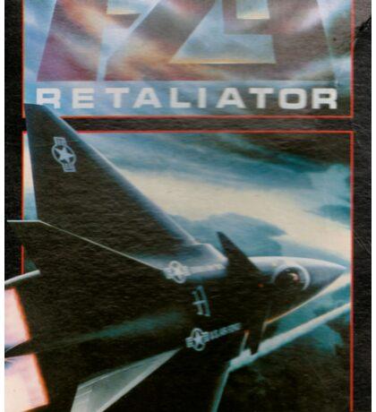 F-29 RETALIATOR Sticker