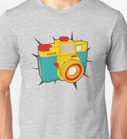 HOLGA COLOR Unisex T-Shirt