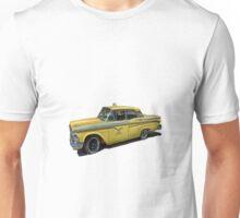 Vintage Cab Taxi  Unisex T-Shirt