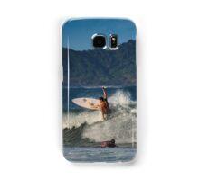 Cape Byron Surfer Samsung Galaxy Case/Skin