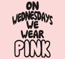 On Wednesdays We Wear Pink by Look Human
