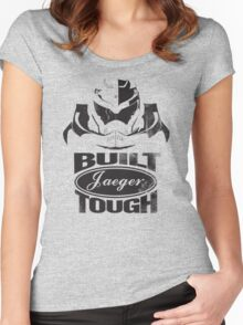 Jaeger Tough Women's Fitted Scoop T-Shirt