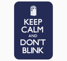 Keep Calm and Don't Blink	(Carry On) by CarryOn