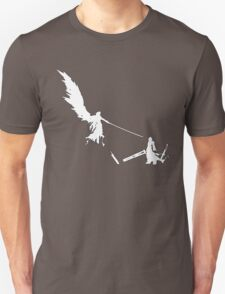 Sephiroth vs Cloud T-Shirt