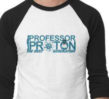 Professor Proton The Next Generation Men's Baseball ¾ T-Shirt