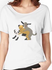 Funny, offensive Sooty,Sweep and Sue Women's Relaxed Fit T-Shirt