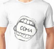 CC's mouth  Unisex T-Shirt