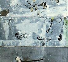 mangrove boardwalk study (x7) by donna malone