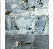 mangrove boardwalk study (x7) Sticker