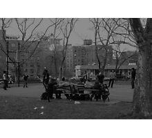 Cadman Plaza Park, Brooklyn Photographic Print