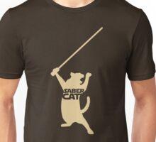 Saber Cat Unisex T-Shirt