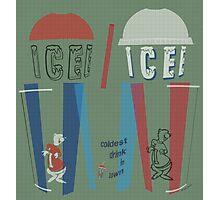 ICEE Pop Art Photographic Print