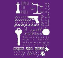 Bering and Wells Quotes by phoenix-cry