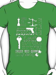 Bering and Wells Quotes T-Shirt