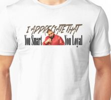Dj Khaled - You Smart, You Loyal - I appreciate that Unisex T-Shirt