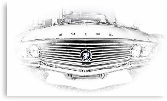 Buick Drawing by Steve Walser