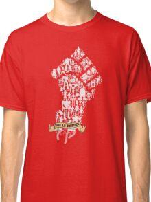 Robot Revolution Classic T-Shirt