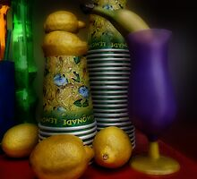 When life hands you lemons...make lemonade by vigor