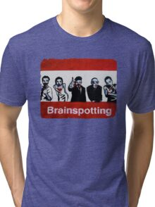 Brainspotting Tri-blend T-Shirt