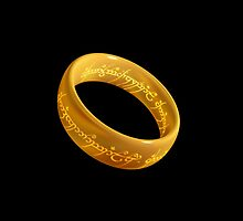The One Ring by obdobuk