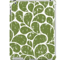 Stylish floral ornamental pattern iPad Case/Skin