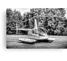 Robinson R44 Canvas Print