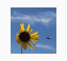 Flower & Bee Unisex T-Shirt