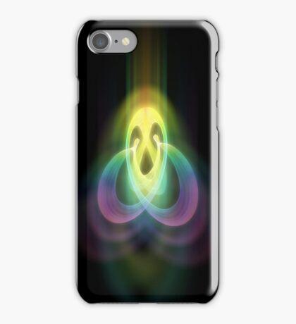 fractal enlighten iPhone Case/Skin