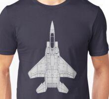 McDonnell Douglas F-15 Eagle Unisex T-Shirt