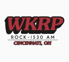 WKRP In Cincinnati T-Shirt by retrorebirth