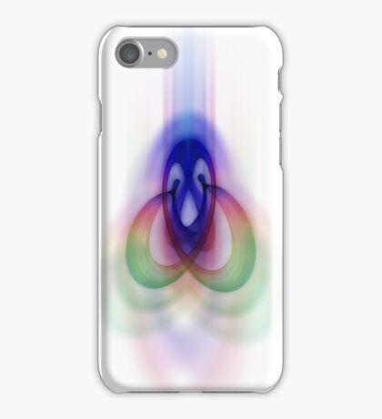 fractal enlighten - INK iPhone Case/Skin