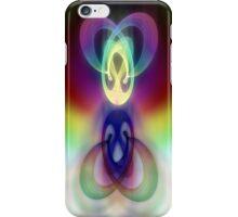 fractal dance - mirror world iPhone Case/Skin