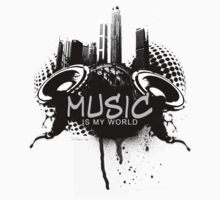 Music is my world by ctdgraphicx