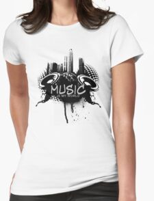Music is my world T-Shirt