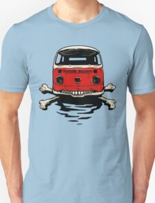 Bus & Crossbones Unisex T-Shirt