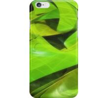 fractal lizard skin iPhone Case/Skin