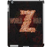 WOLRD WAR Z iPad Case/Skin