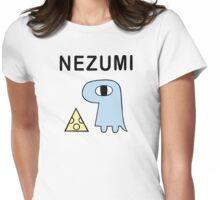 Nichijou Yuuko's Nezumi t-shirt Womens Fitted T-Shirt