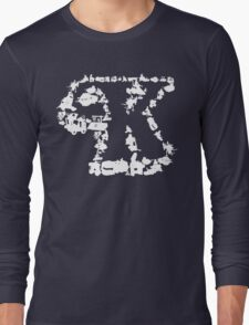 Kennerverse - Collect Them All! Long Sleeve T-Shirt