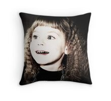 Imagination Throw Pillow