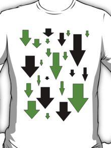 Down Arrows T-Shirt