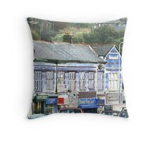 Busy Lives Throw Pillow